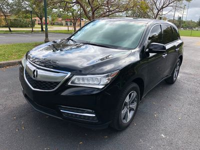 2014 Acura MDX FWD 4dr SUV