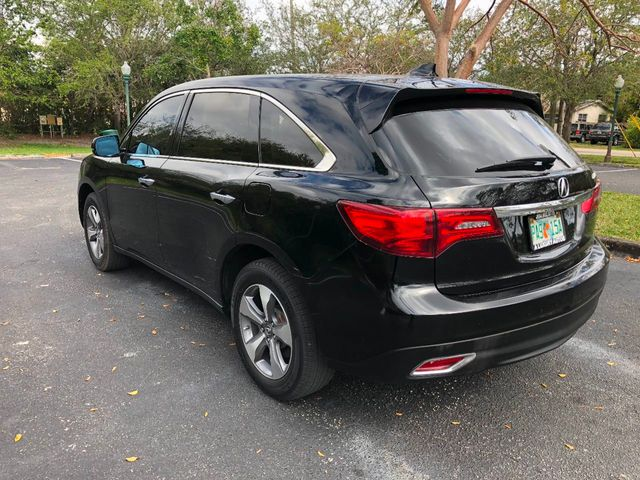 2014 Acura MDX FWD 4dr - Click to see full-size photo viewer