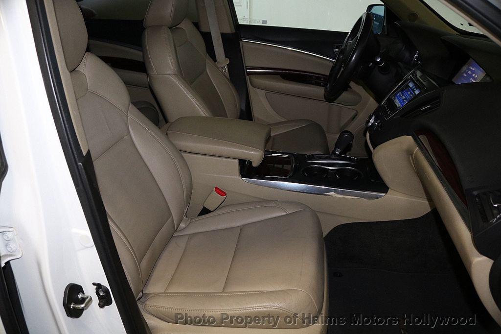 2014 Acura MDX FWD 4dr Tech Pkg - 17595332 - 14