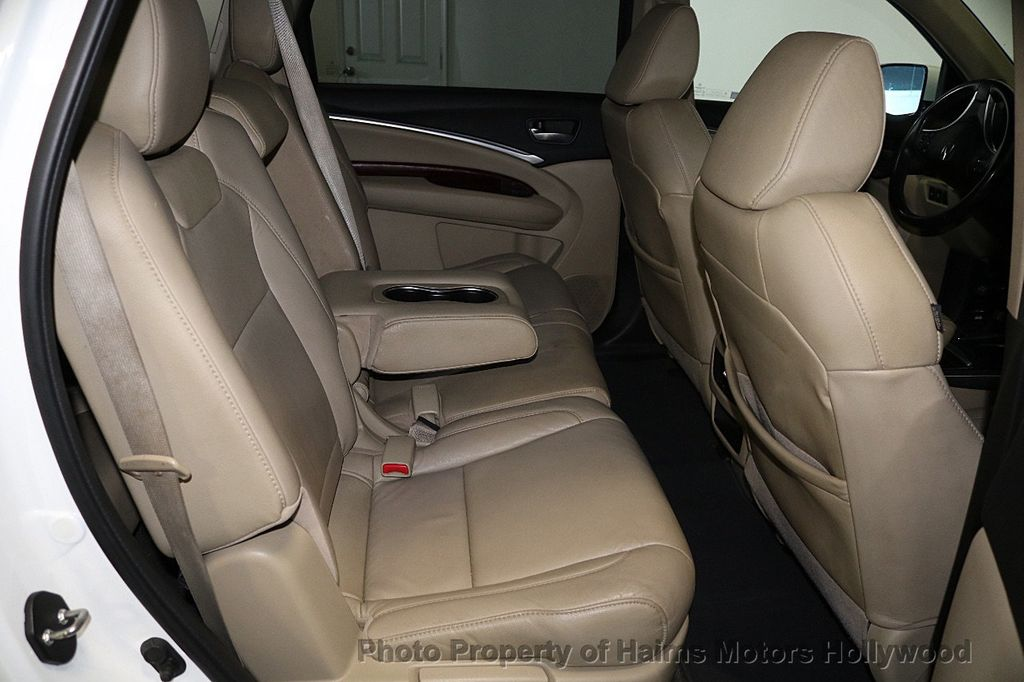 2014 Acura MDX FWD 4dr Tech Pkg - 17595332 - 15