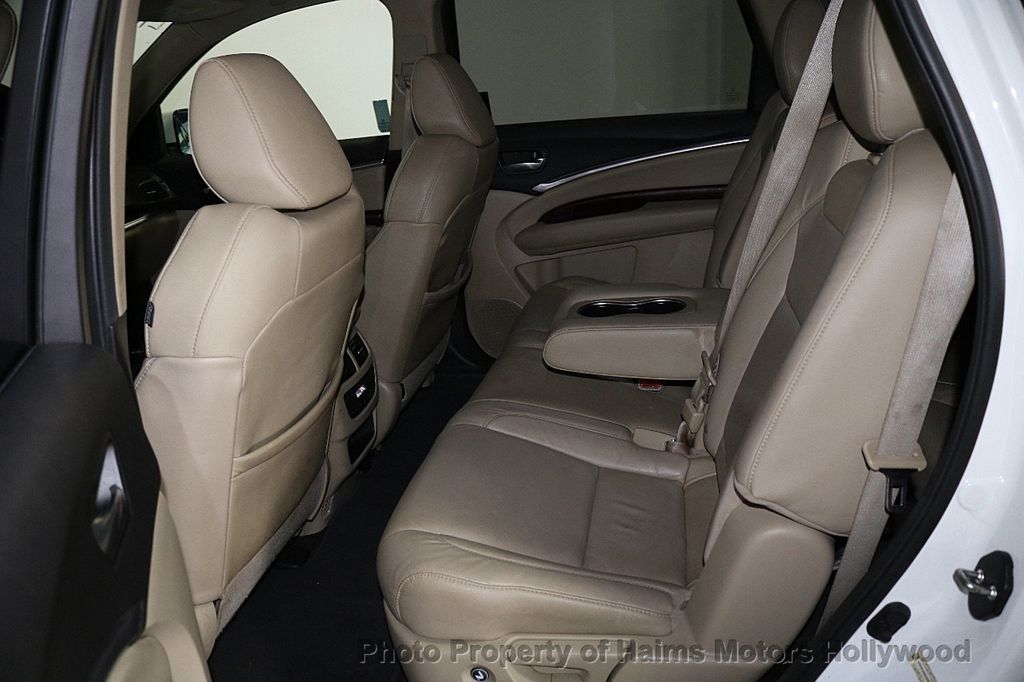 2014 Acura MDX FWD 4dr Tech Pkg - 17595332 - 17