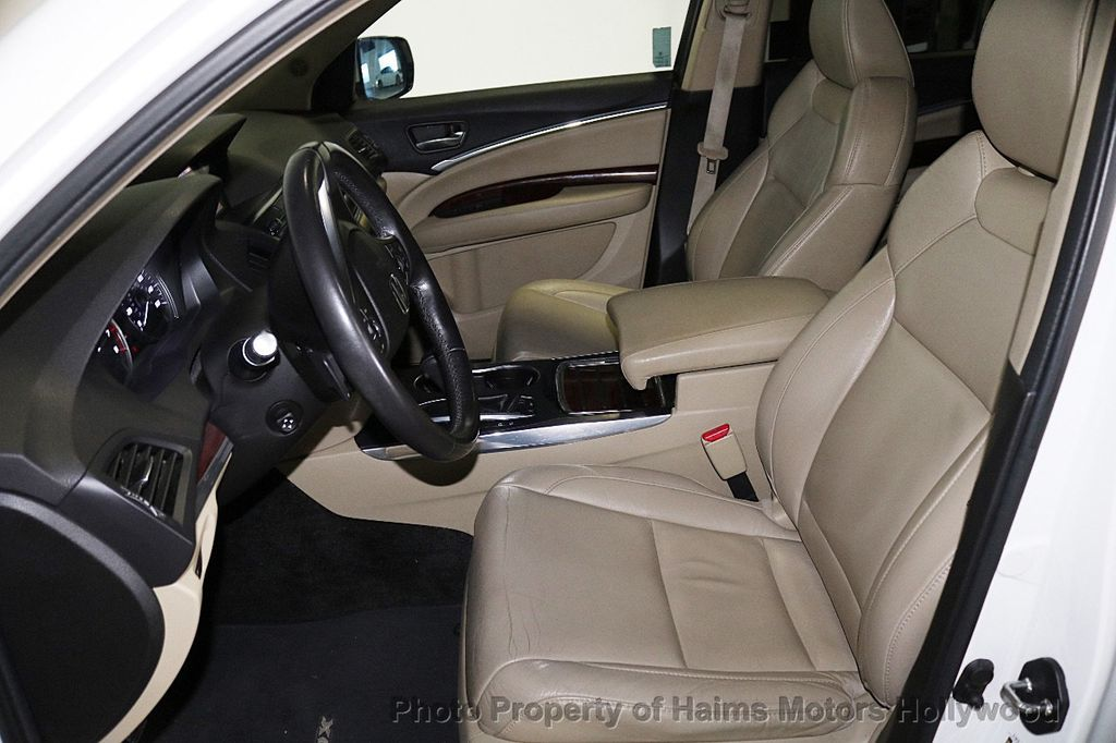 2014 Acura MDX FWD 4dr Tech Pkg - 17595332 - 19