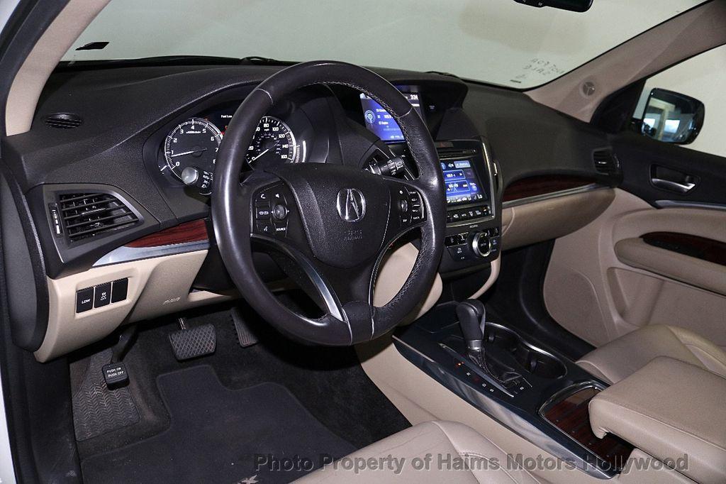 2014 Acura MDX FWD 4dr Tech Pkg - 17595332 - 20