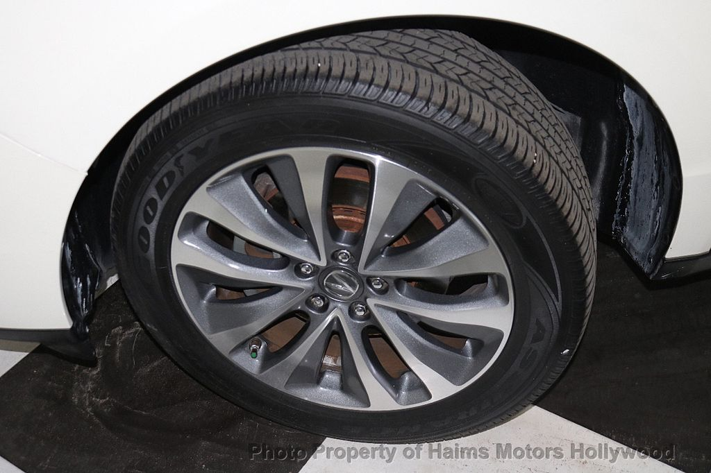 2014 Acura MDX FWD 4dr Tech Pkg - 17595332 - 36