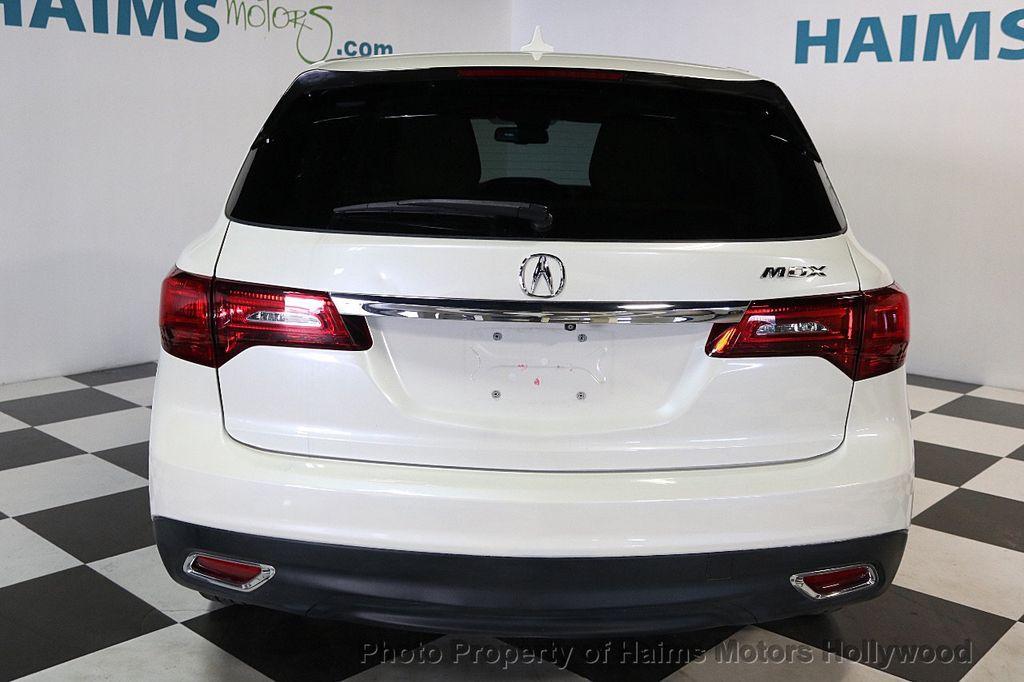 2014 Acura MDX FWD 4dr Tech Pkg - 17595332 - 5
