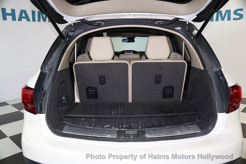 2014 Acura MDX FWD 4dr Tech Pkg - 17595332 - 8