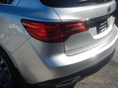 2014 Acura MDX FWD 4dr Tech Pkg - Click to see full-size photo viewer
