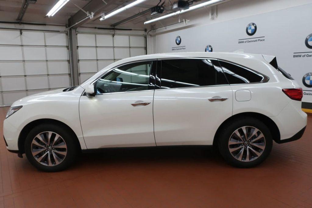 2014 Acura MDX FWD 4dr Tech Pkg - 17394552 - 1