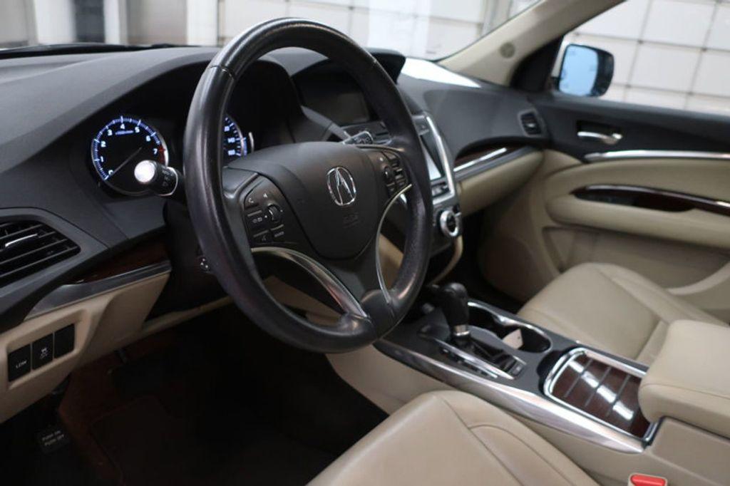 2014 Acura MDX FWD 4dr Tech Pkg - 17394552 - 19