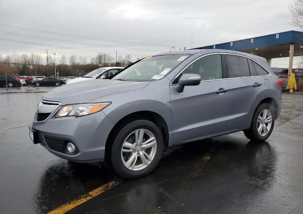 2014 Used Acura Rdx Awd 4dr Tech Pkg At Luxury Sport Autos Serving Tigard Portland Or Iid 20525269