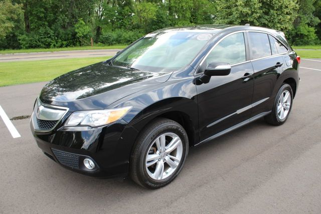 2014 Acura RDX SH-AWD TECHNOLOGY PKG MOONROOF