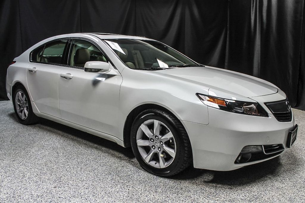 2014 used acura at auto outlet serving elizabeth, nj, iid 16179384