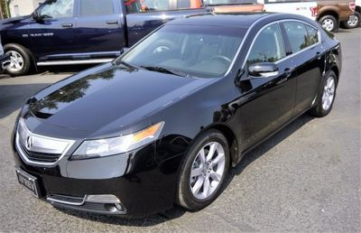 2014 Used Acura TL 4dr Sedan Automatic 2WD Tech at REV Motors Serving  Portland, OR, IID 16736497