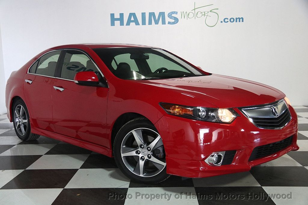2014 used acura tsx 4dr sedan i4 automatic special edition at haims motors ft lauderdale serving. Black Bedroom Furniture Sets. Home Design Ideas