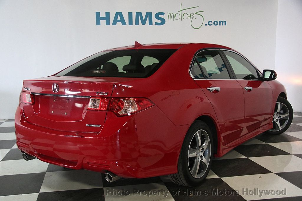 2014 Used Acura TSX 4dr Sedan I4 Automatic Special Edition at Haims ...