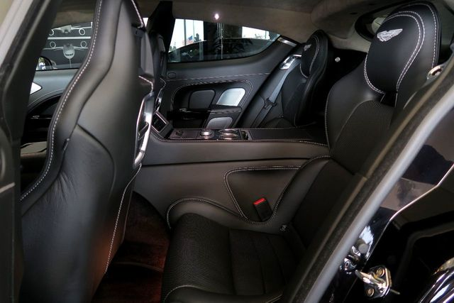 2014 Aston Martin Rapide S 4dr Sedan Automatic - Click to see full-size photo viewer