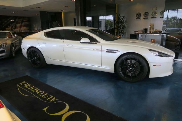 2014 Aston Martin Rapide S S Sedan - Click to see full-size photo viewer