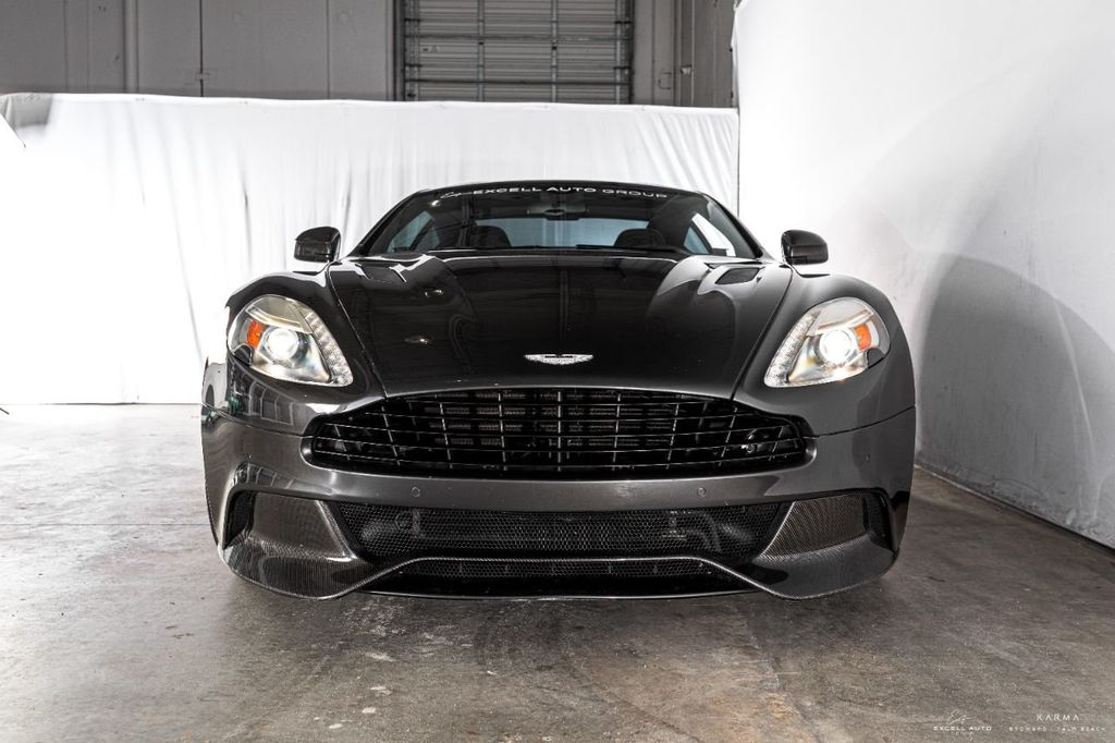2014 Aston Martin Vanquish 2dr Coupe - 18427238 - 17
