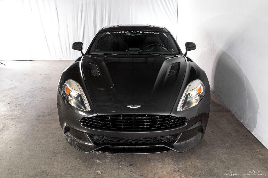 2014 Aston Martin Vanquish 2dr Coupe - 18427238 - 2