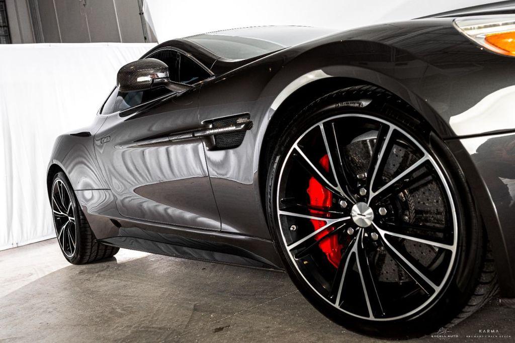 2014 Aston Martin Vanquish 2dr Coupe - 18427238 - 34