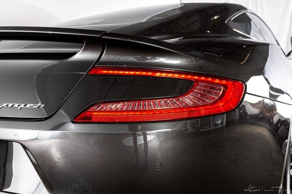 2014 Aston Martin Vanquish 2dr Coupe - 18427238 - 37
