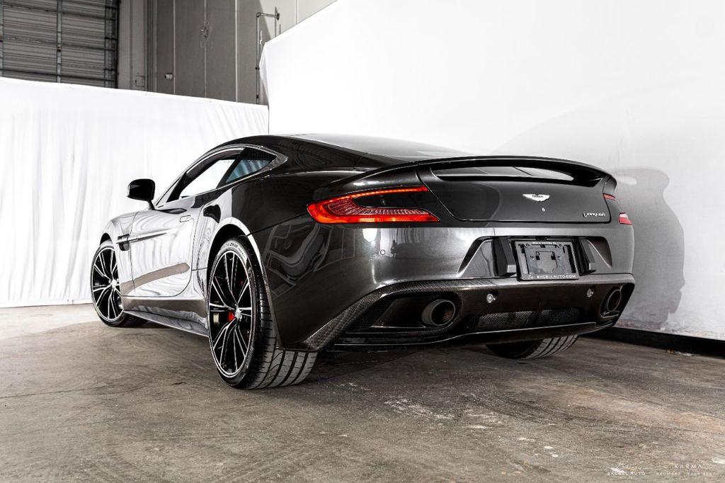 2014 Aston Martin Vanquish 2dr Coupe - 18427238 - 6