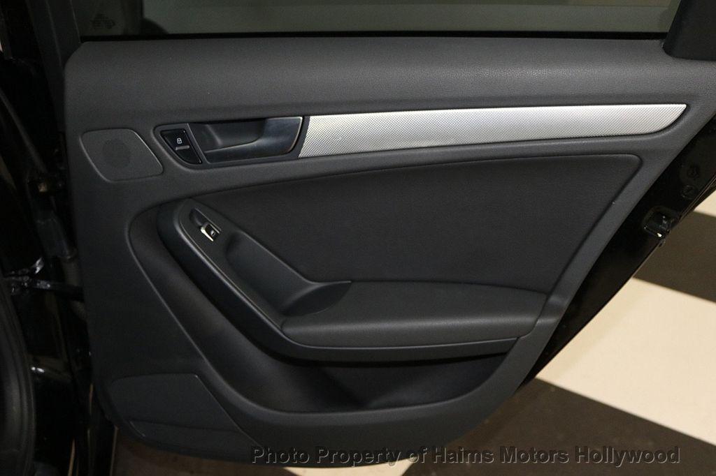 2014 Audi A4 4dr Sedan CVT FrontTrak 2.0T Premium - 17680777 - 9