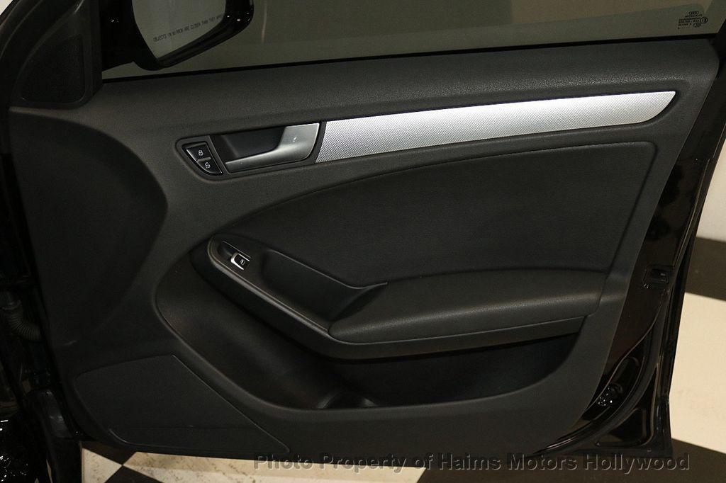 2014 Audi A4 4dr Sedan CVT FrontTrak 2.0T Premium - 17680777 - 10