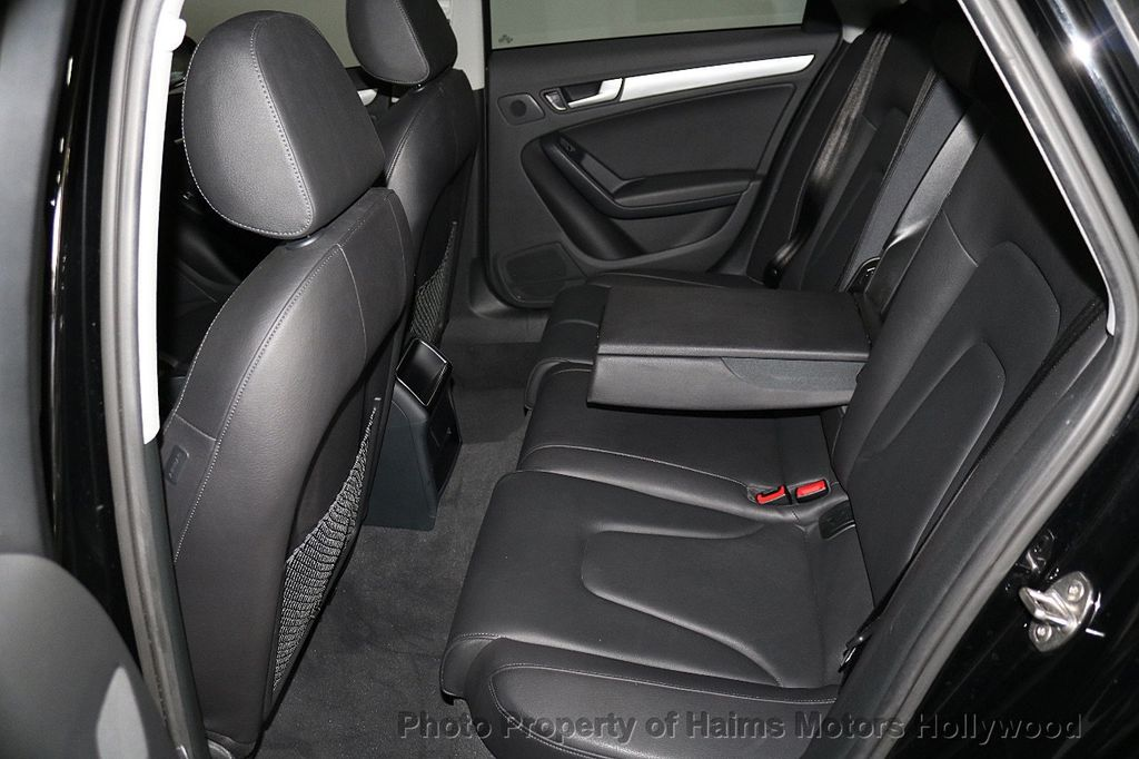2014 Audi A4 4dr Sedan CVT FrontTrak 2.0T Premium - 17680777 - 13