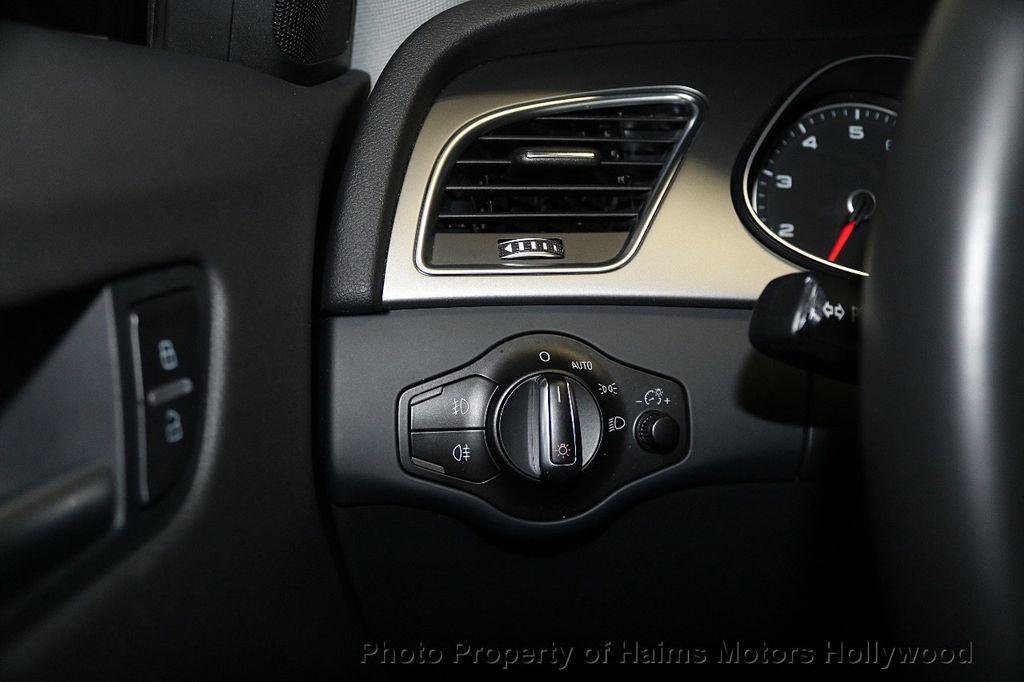 2014 Audi A4 4dr Sedan CVT FrontTrak 2.0T Premium - 17680777 - 19