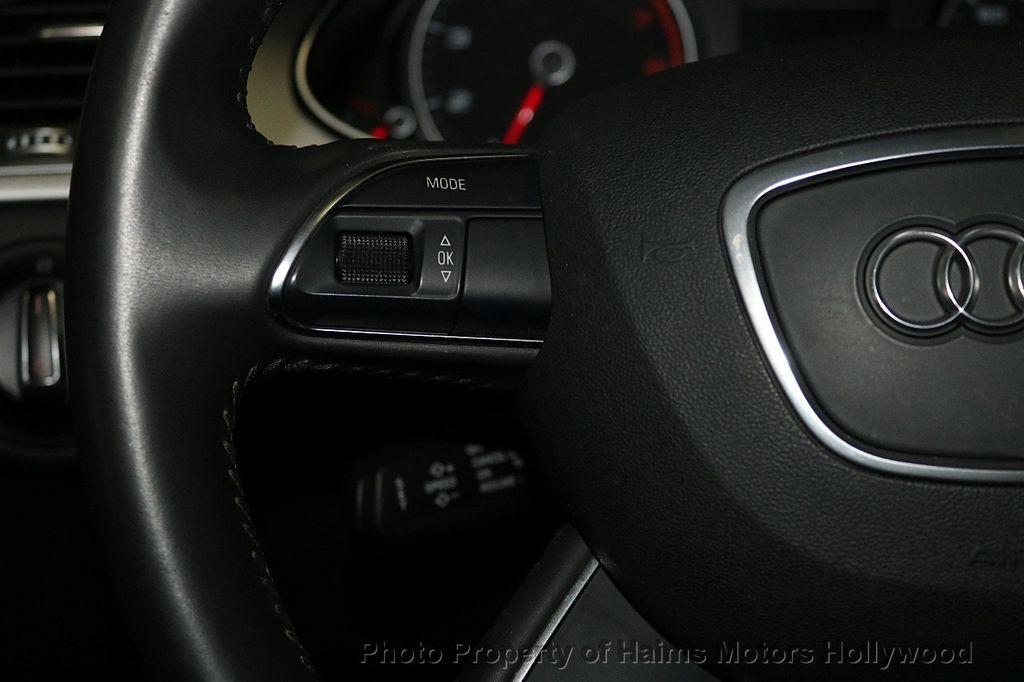 2014 Audi A4 4dr Sedan CVT FrontTrak 2.0T Premium - 17680777 - 20