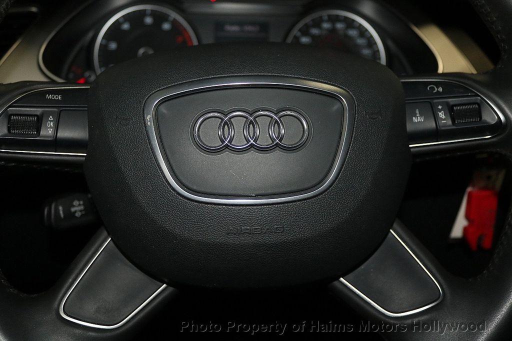 2014 Audi A4 4dr Sedan CVT FrontTrak 2.0T Premium - 17680777 - 22