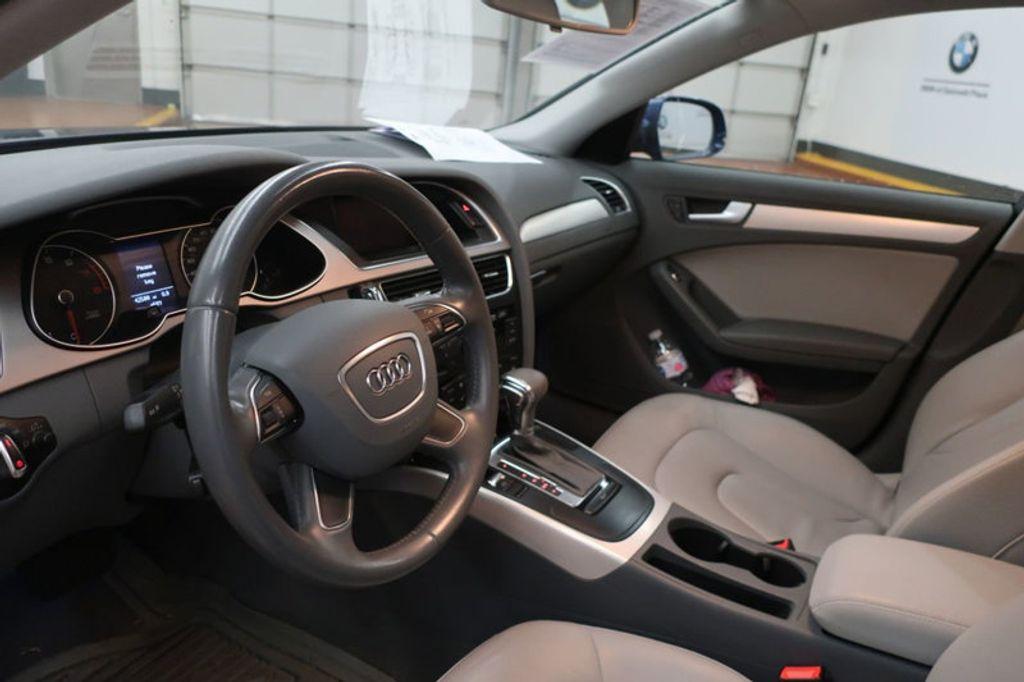 2014 Audi A4 4dr Sedan CVT FrontTrak 2.0T Premium - 17411355 - 11