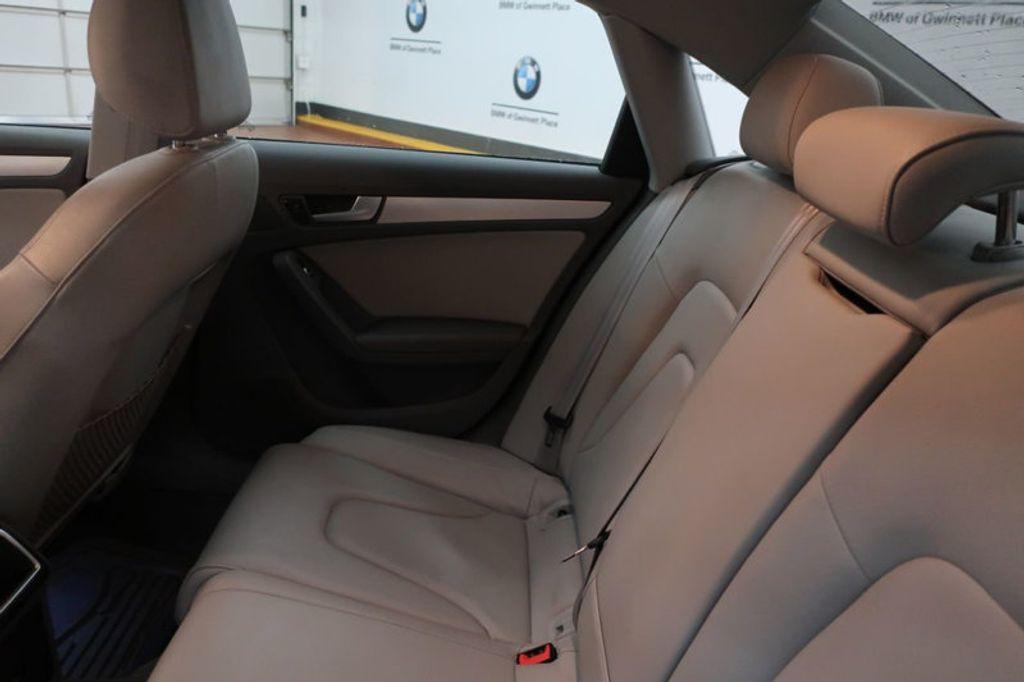 2014 Audi A4 4dr Sedan CVT FrontTrak 2.0T Premium - 17411355 - 18