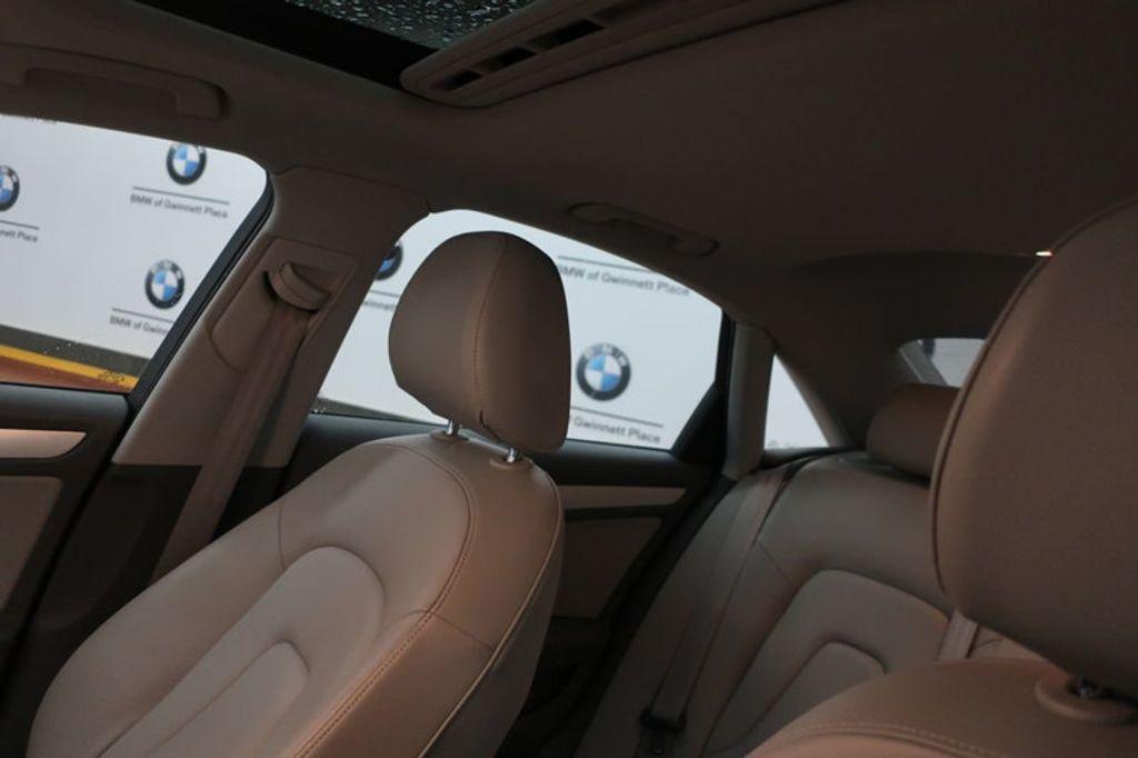 2014 Audi A4 4dr Sedan CVT FrontTrak 2.0T Premium - 17411355 - 24