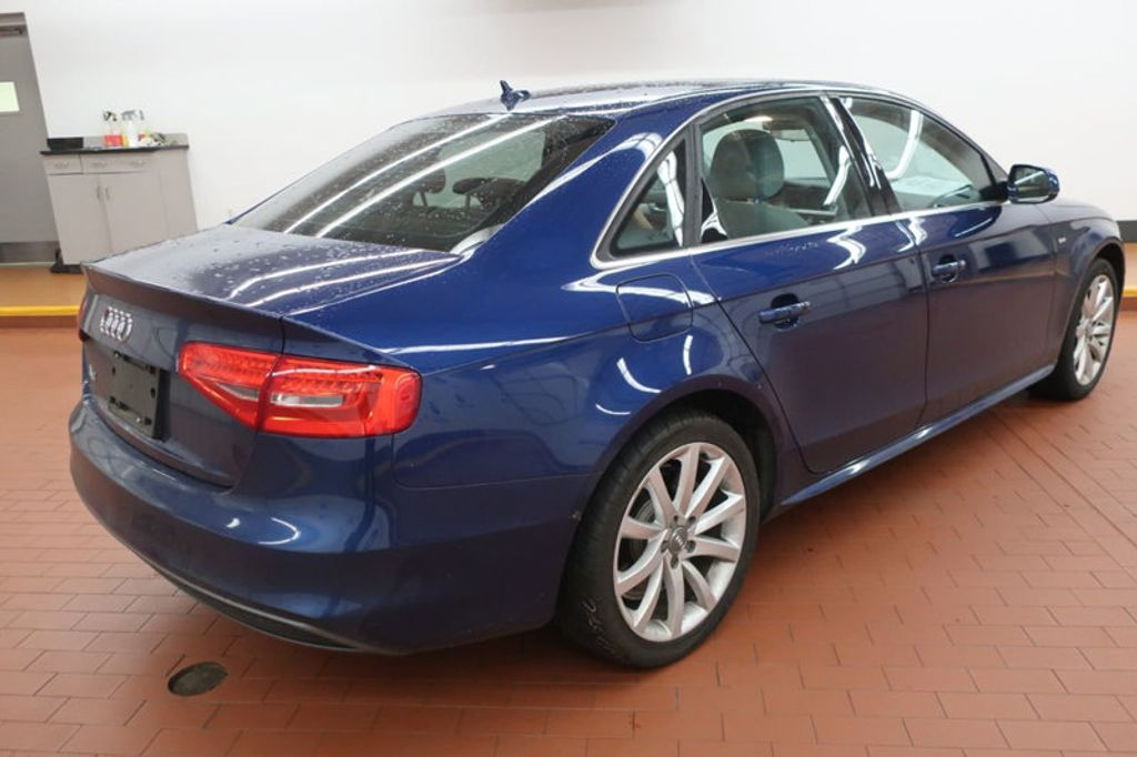 2014 Audi A4 4dr Sedan CVT FrontTrak 2.0T Premium - 17411355 - 4