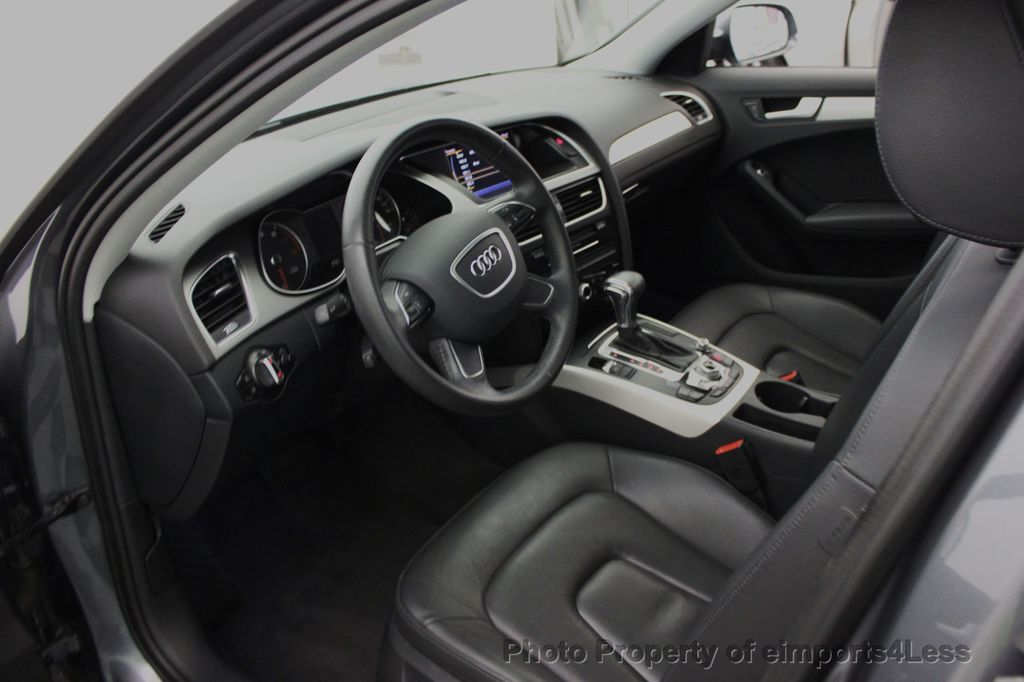 2014 Used Audi A4 CERTIFIED A4 2.0t QUATTRO AWD NAVIGATION at ...