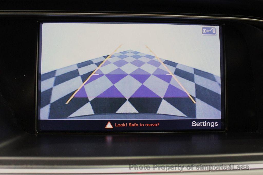 2014 Audi A4 CERTIFIED A4 2.0t Quattro S-Line Premium Plus AWD CAM NAVI - 18130106 - 10