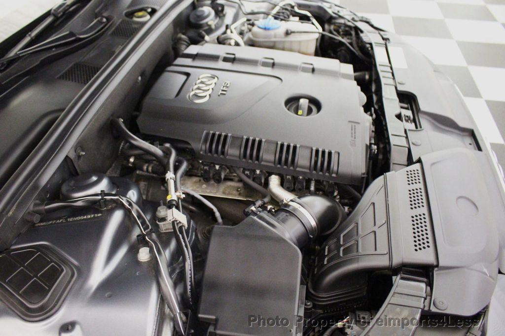 2014 Audi A4 CERTIFIED A4 2.0t Quattro S-Line Premium Plus AWD CAM NAVI - 18130106 - 21