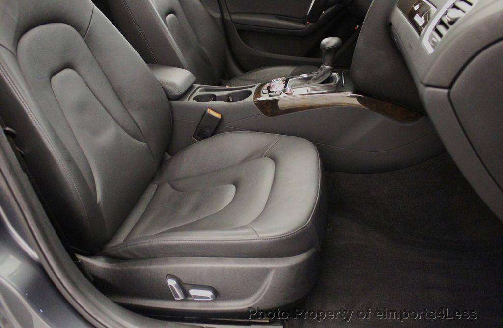 2014 Audi A4 CERTIFIED A4 2.0t Quattro S-Line Premium Plus AWD CAM NAVI - 18130106 - 24