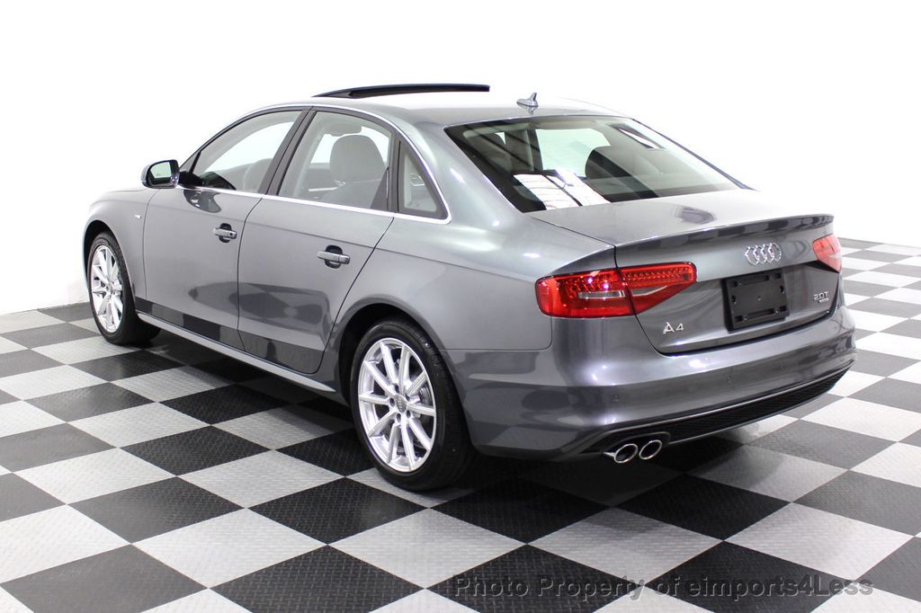 2014 Audi A4 CERTIFIED A4 2.0t Quattro S-Line Premium Plus AWD CAM NAVI - 18130106 - 30
