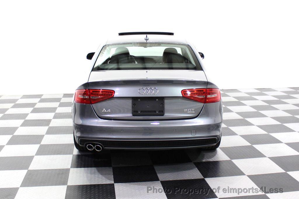 2014 Audi A4 CERTIFIED A4 2.0t Quattro S-Line Premium Plus AWD CAM NAVI - 18130106 - 31