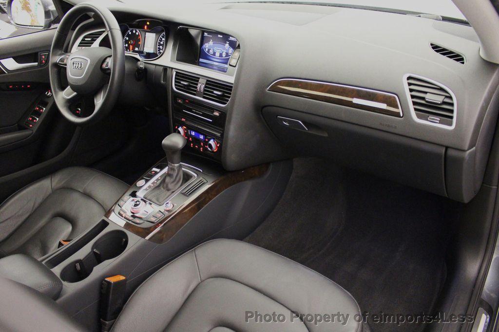 2014 Audi A4 CERTIFIED A4 2.0t Quattro S-Line Premium Plus AWD CAM NAVI - 18130106 - 35