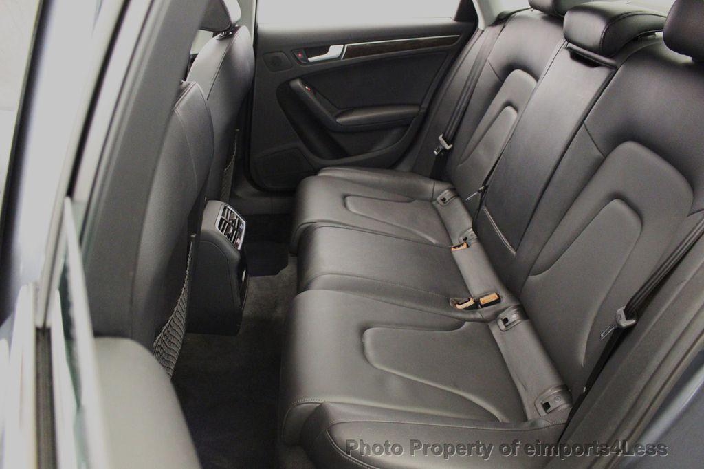 2014 Audi A4 CERTIFIED A4 2.0t Quattro S-Line Premium Plus AWD CAM NAVI - 18130106 - 36