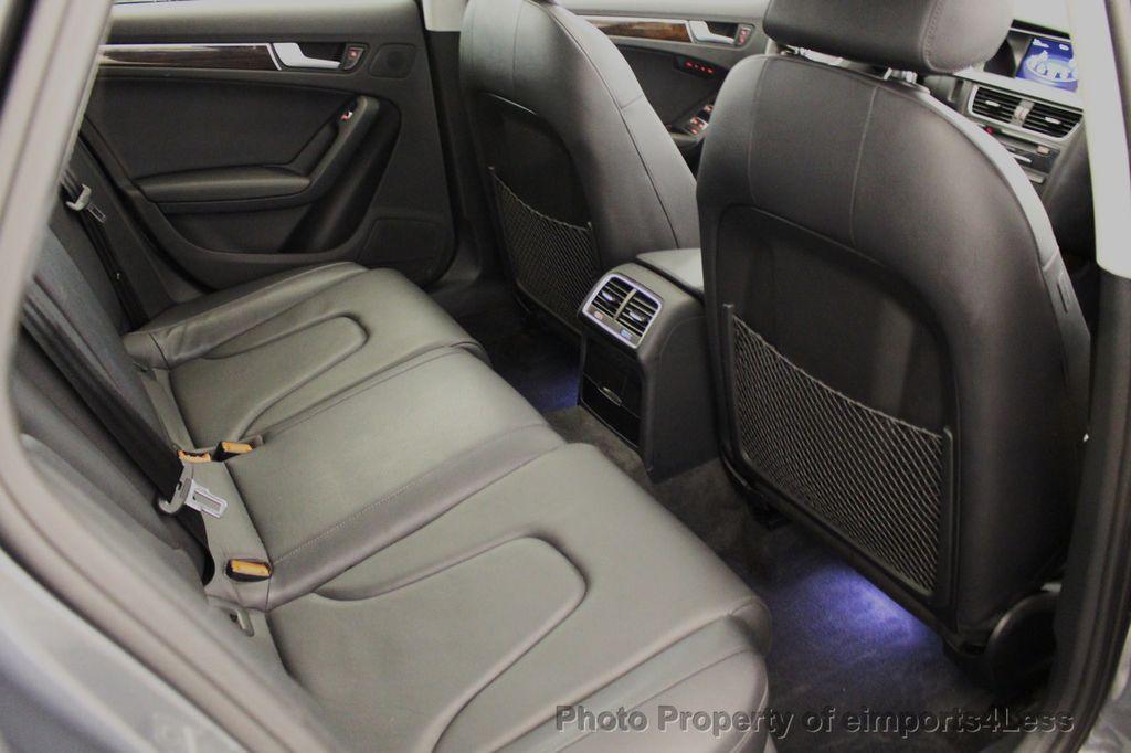 2014 Audi A4 CERTIFIED A4 2.0t Quattro S-Line Premium Plus AWD CAM NAVI - 18130106 - 37