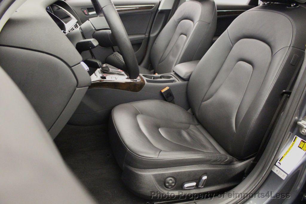 2014 Audi A4 CERTIFIED A4 2.0t Quattro S-Line Premium Plus AWD CAM NAVI - 18130106 - 38