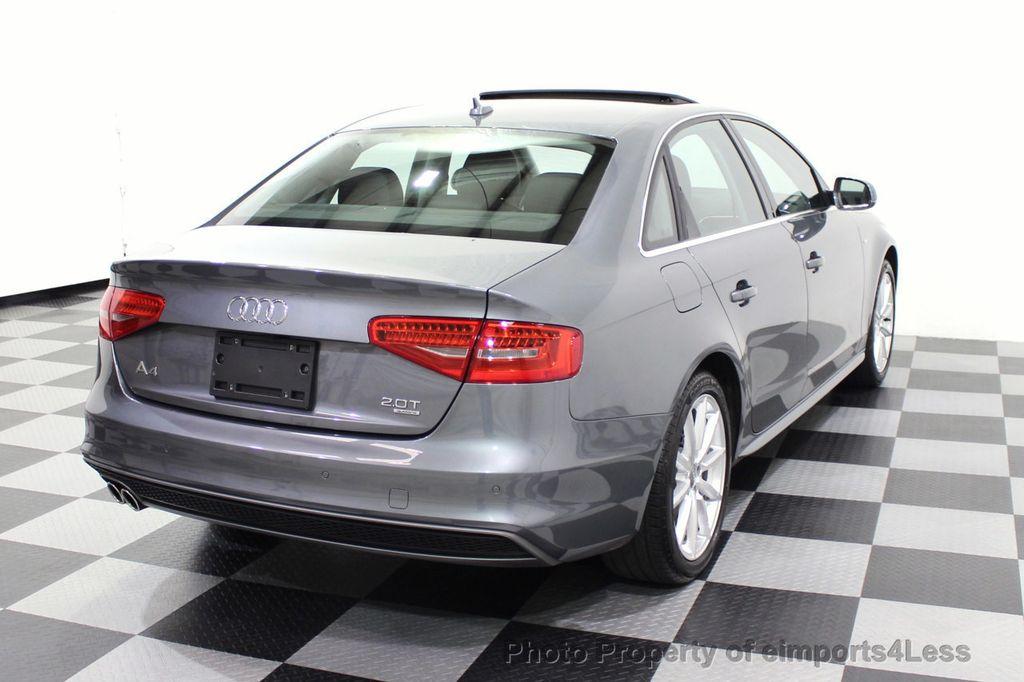 2014 Audi A4 CERTIFIED A4 2.0t Quattro S-Line Premium Plus AWD CAM NAVI - 18130106 - 3