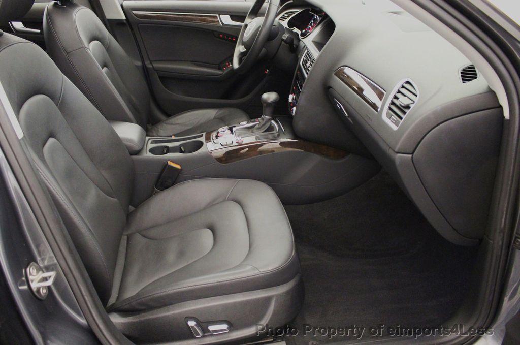 2014 Audi A4 CERTIFIED A4 2.0t Quattro S-Line Premium Plus AWD CAM NAVI - 18130106 - 39