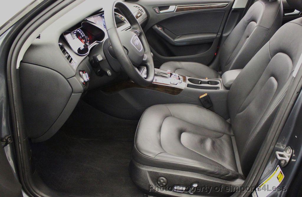 2014 Audi A4 CERTIFIED A4 2.0t Quattro S-Line Premium Plus AWD CAM NAVI - 18130106 - 48