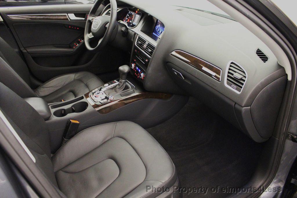 2014 Audi A4 CERTIFIED A4 2.0t Quattro S-Line Premium Plus AWD CAM NAVI - 18130106 - 49